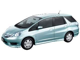 Fit Shuttle GG# (2011.06-2015.03)